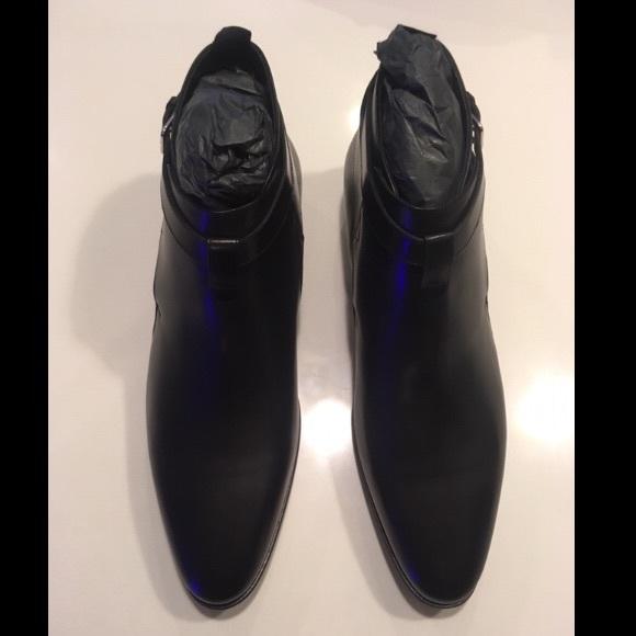 2915b870adc Saint Laurent Shoes | Mens Jodhpur Cropped Ankle Boot | Poshmark